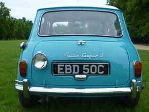 1965 Mini  MK1 Austin Cooper s 970 cc 2 owners from new