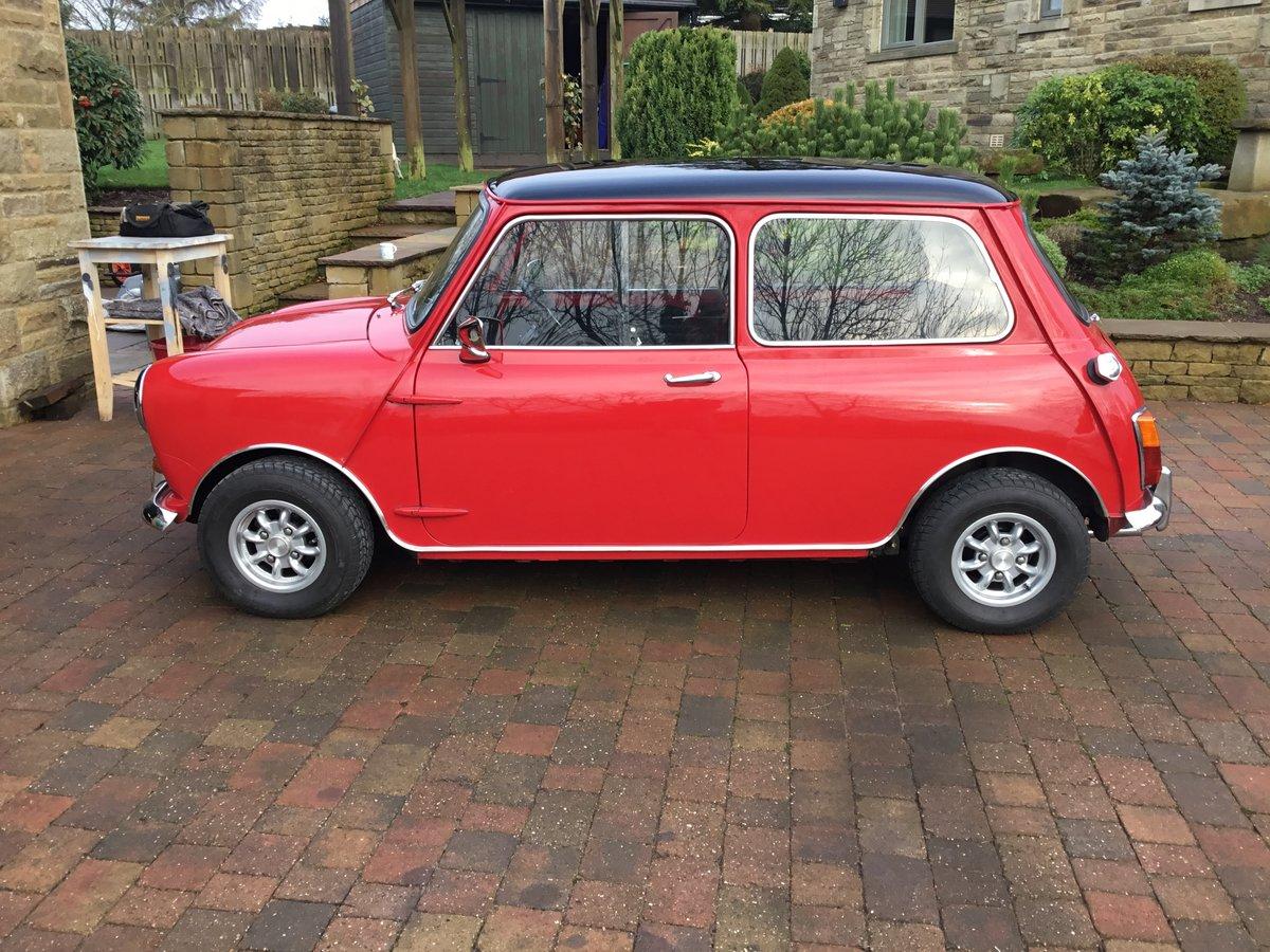 1968 Mini Cooper Mk 2 1275 S For Sale (picture 2 of 6)