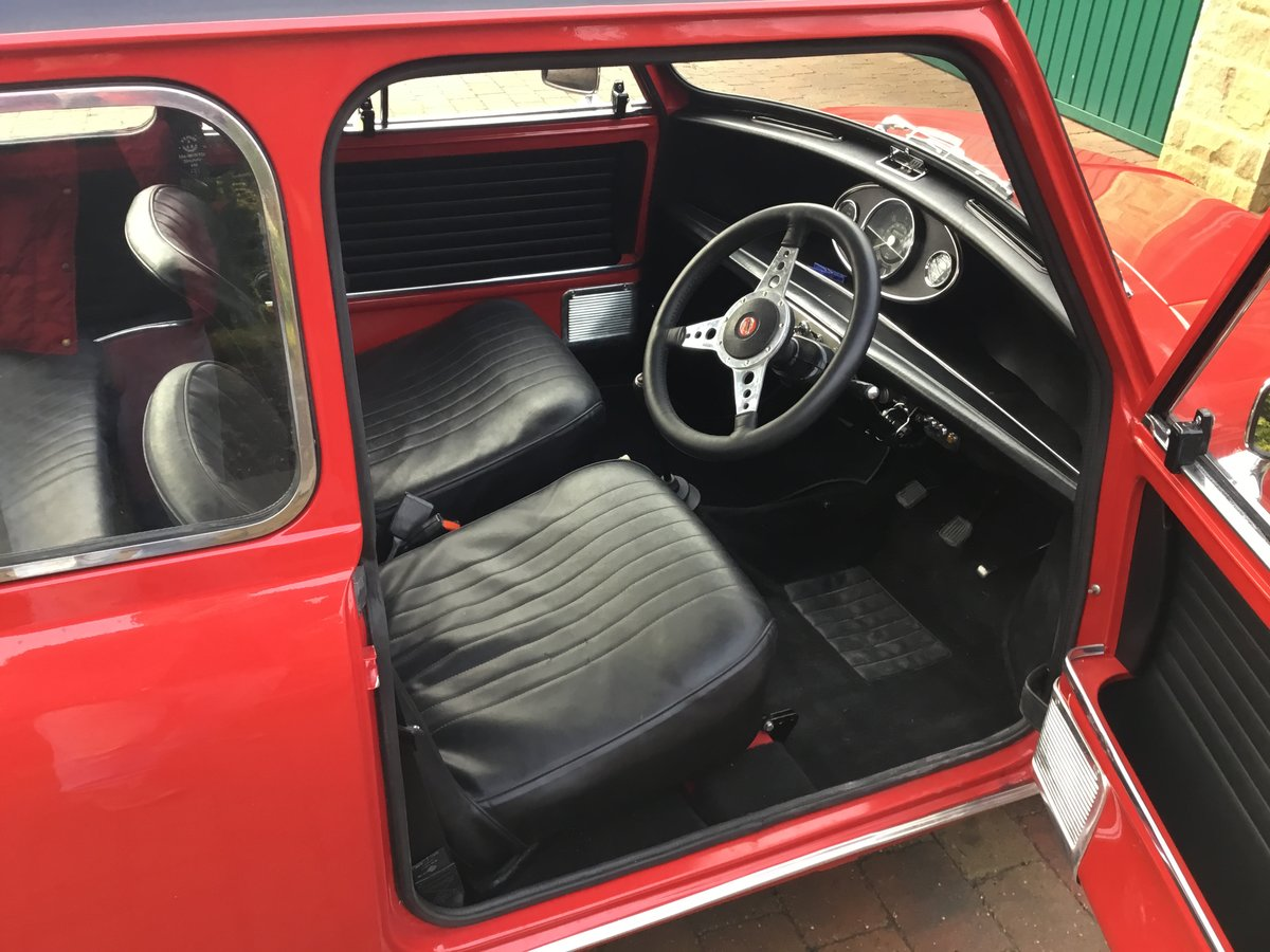 1968 Mini Cooper Mk 2 1275 S For Sale (picture 5 of 6)