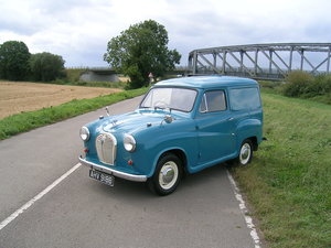 1964 Austin A35 Historic Commercial Vehicle  For Sale