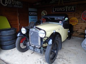 Picture of 1935 Austin Seven Nippy  SOLD