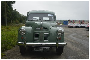 Picture of 1955 Austin A40 Countryman passenger Van