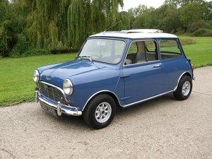 1966 Austin Mini Cooper Mark 1