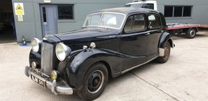 *REMAINS AVAILABLE - AUGUST AUCTION* 1952 Austin Sheerline For Sale by Auction