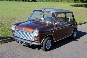 Austin Mini Cooper S Replica 1971 - To be auctioned 30-10-20