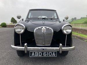 **OCTOBER ENTRY** 1954 Austin A30