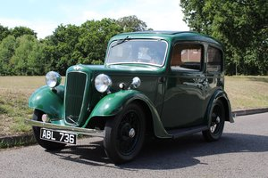 Austin 7 Ruby 1936 - To be auctioned 30-10-20 For Sale by Auction