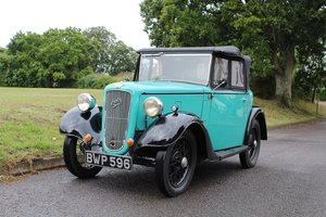 Austin 7 Opal 1937 - To be auctioned 30-10-20 For Sale by Auction