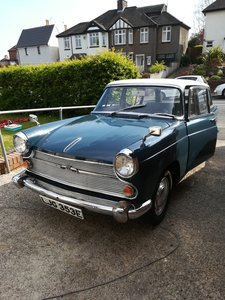 Rare and delightful Austin Cambridge Countryman