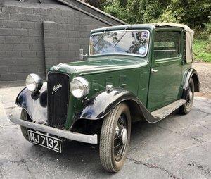 1935  Austin 10/4 Colwyn Cabriolet (awaiting preparation)
