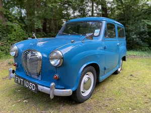 Picture of 1966 Austin A35 Van 1098cc