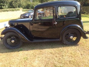 Picture of 1937 Much loved Austin 7 Ruby in first class condition