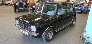 **OCTOBER ENTRY** 1980 Austin Morris Mini Clubman For Sale by Auction