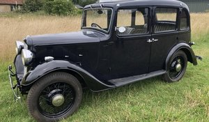 1936 Austin Sherourne for sale by auction 19th September For Sale by Auction