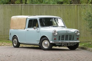 1968 Mini Pickup, 1275GT engine For Sale