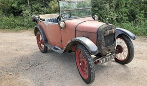 Oily Rag 1925 Austin  For Sale by Auction 19th September