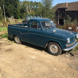 Picture of 1971 Austin A55 pick up