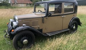 1932 Austin 10/4 saloon for auction 19th September For Sale by Auction