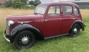 1947 Austin 8 saloon for auction 19th September