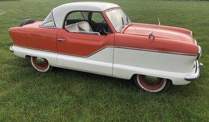 1959 Austin Nash Metropolitan for auction 19th September For Sale by Auction