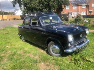 Picture of 1956 Austin a50 Cambridge Black 4dr