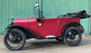 1928 Austin 7 Chummy for auction 19th September