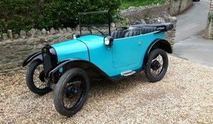 1927 Austin 7 Chummy for auction 19th September