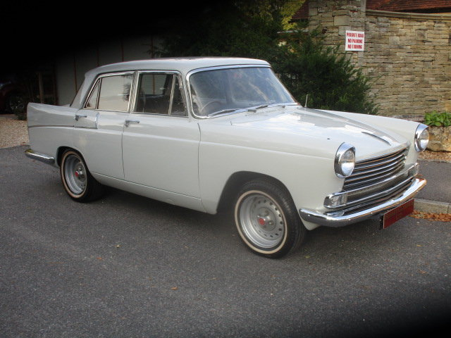 1960 Austin A55 Cambridge Mk2 (Fitted MGB 1800cc Engine) SOLD (picture 1 of 6)