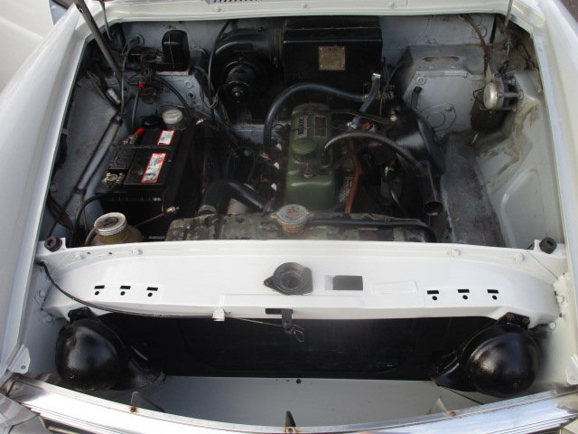 1960 Austin A55 Cambridge Mk2 (Fitted MGB 1800cc Engine) SOLD (picture 6 of 6)