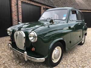 Picture of Lot 80 - A 1957 Austin A35 four door saloon - 23/09/2020 SOLD by Auction