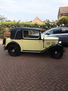 1933 Austin 10 Cabriolet
