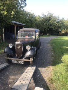 Picture of 1937 Austin Seven Ruby Mk2 SOLD