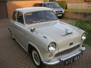 1955 Austin A50 Cambridge/Genuine 43600 Miles