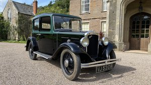 Picture of 1933 87 year old Austin 10/4 Saloon Car in black