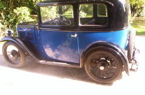 1934 Austin 7 Nice example that runs well