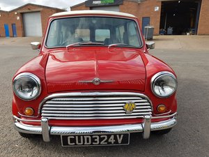 "Austin Morris Mini Clubman ""Woody"" Stunning Condition! 1980"
