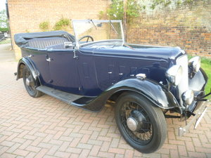 Picture of 1936 AUSTIN 12 OPEN ROAD TOURER SOLD
