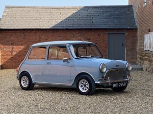 1966 Austin Mini Cooper 998cc Lovely Restoration