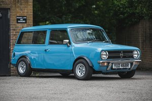 Mini clubman 1100 estate - totally restored