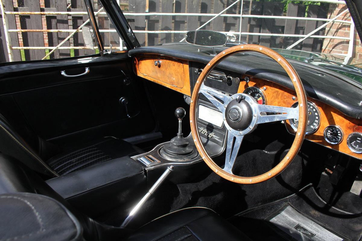 1967 Austin Healey 3000 MK3 Ex Victor Gauntlett C/O Aston Martin For Sale (picture 7 of 18)