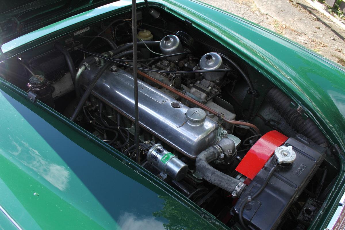 1967 Austin Healey 3000 MK3 Ex Victor Gauntlett C/O Aston Martin For Sale (picture 14 of 18)