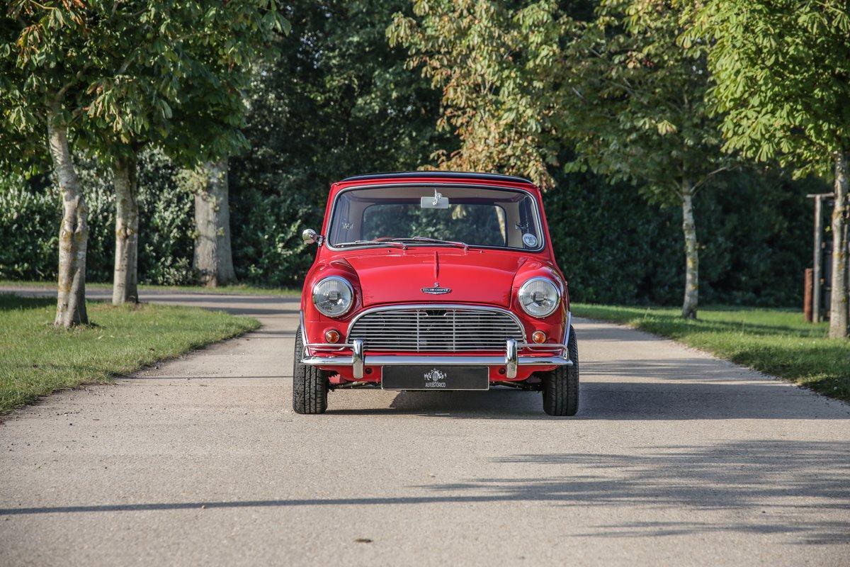 1964 Mini Cooper S MK1 For Sale (picture 3 of 24)