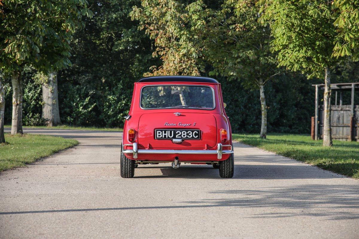 1964 Mini Cooper S MK1 For Sale (picture 4 of 24)