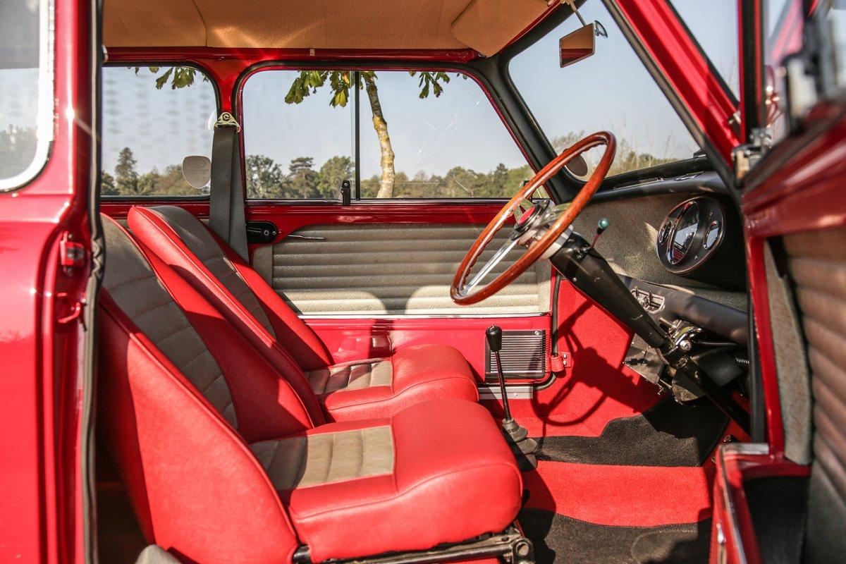 1964 Mini Cooper S MK1 For Sale (picture 6 of 24)