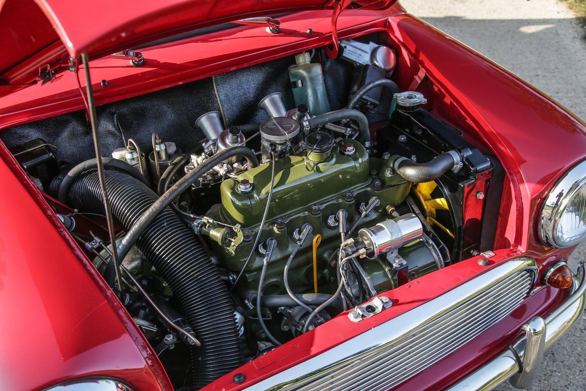 1964 Mini Cooper S MK1 For Sale (picture 18 of 24)