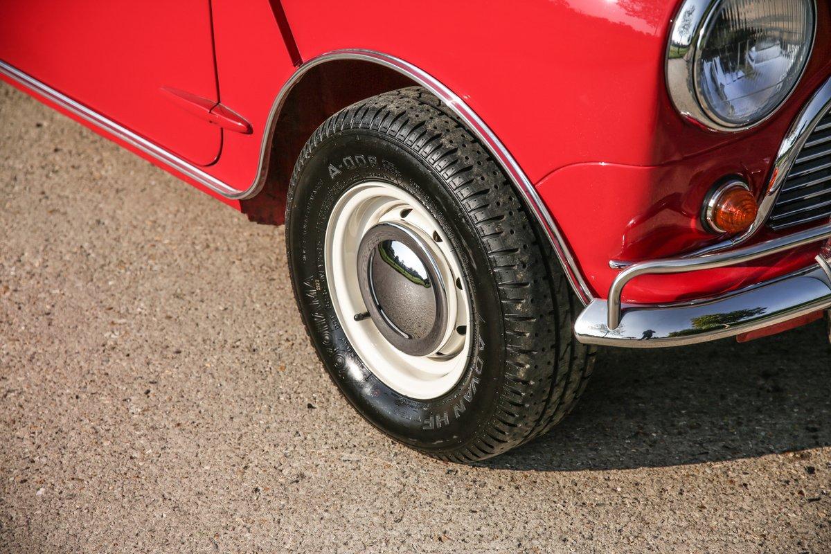 1964 Mini Cooper S MK1 For Sale (picture 22 of 24)
