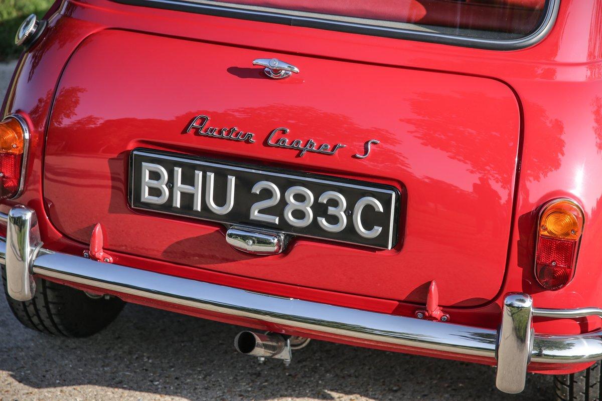 1964 Mini Cooper S MK1 For Sale (picture 23 of 24)