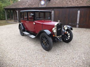 1928 Austin 12/4 Windsor For Sale