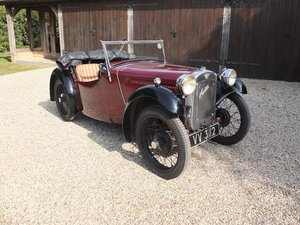 1934 Austin Seven Sports Type 65 For Sale