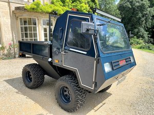 FULLY RESTORED 1986 RTV 4X4-MINI BASED, ONE OF 24